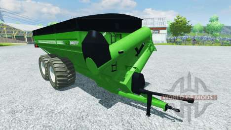 Brent Avalanche 1594 для Farming Simulator 2013
