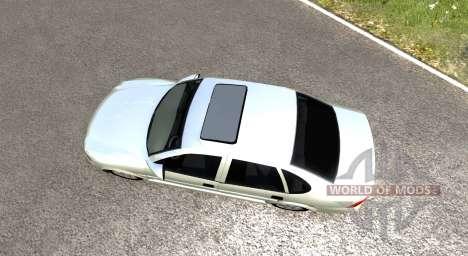 Opel Vectra B 2001 для BeamNG Drive