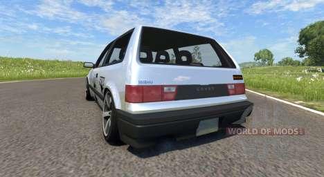 Ibishu Race Covet для BeamNG Drive