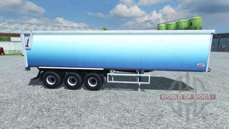 Kroeger Agroliner SRB35A для Farming Simulator 2013
