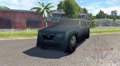 Carfag для BeamNG Drive