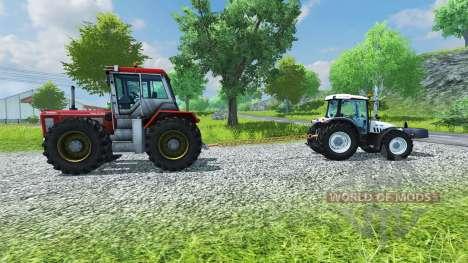 Цепь для Farming Simulator 2013