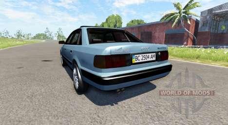 Audi 100 C4 1992 для BeamNG Drive