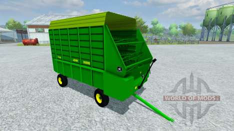 John Deere 714A для Farming Simulator 2013
