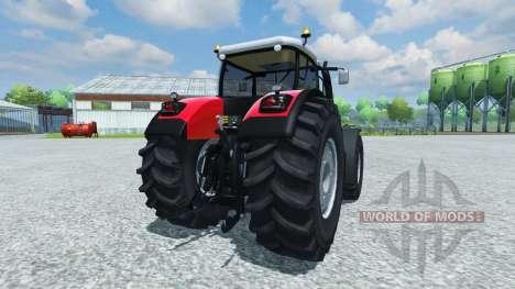Massey Ferguson 8690 v2.1 для Farming Simulator 2013