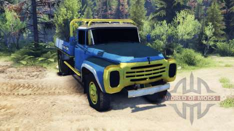 ЗиЛ-130 Rallycross для Spin Tires