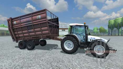 РОУ-6 и ПИМ-20 для Farming Simulator 2013
