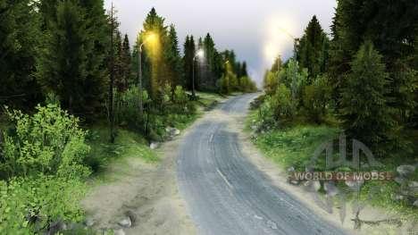 Реалистичные солнечные эффекты v2.7 для Spin Tires