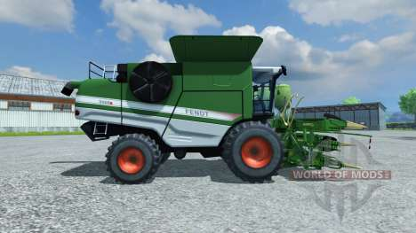 Fendt 9460 R для Farming Simulator 2013