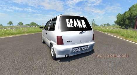 ВАЗ-1111 Ока белка для BeamNG Drive