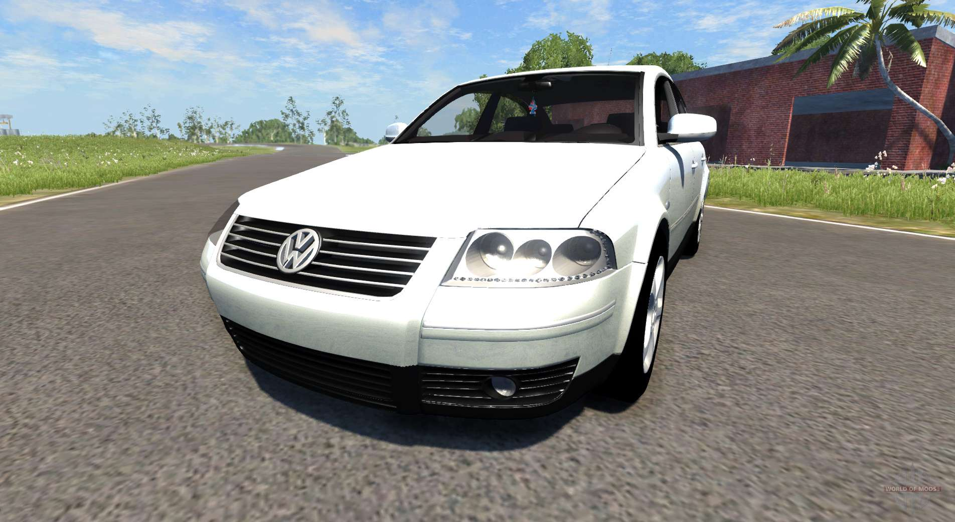 farming simulator 2013 мод volkswagen passat b5