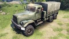 Новые текстуры для колёс КрАЗ-255