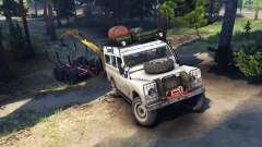 Land Rover Defender Series III v2.2 White