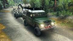 Land Rover Defender Series III v2.2 Green