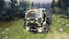 КамАЗ-6520 camo v4