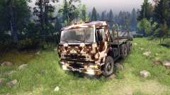 КамАЗ-6520 camo v2