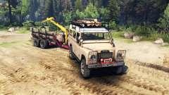 Land Rover Defender Series III v2.2 Sand