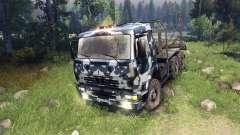 КамАЗ-6520 camo v3