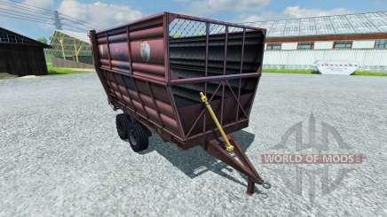 РОУ-6 и ПИМ-20 для Farming Simulator 2013
