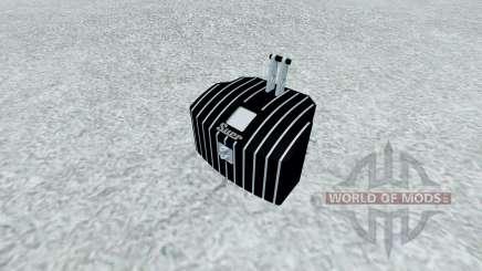 Противовес Suer для Farming Simulator 2013