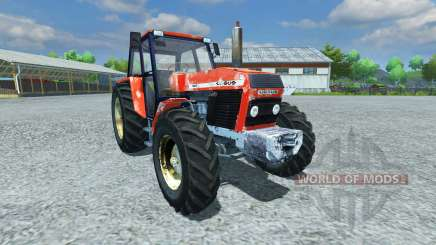 URSUS 1224 для Farming Simulator 2013