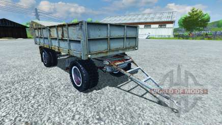 Autosan D83 для Farming Simulator 2013