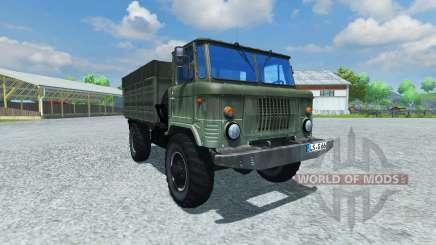 ГАЗ-66 для Farming Simulator 2013