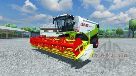 CLAAS Lexion 550 v2.5 для Farming Simulator 2013