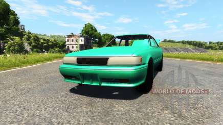 Toyota Chaser 1JZ-GTE для BeamNG Drive