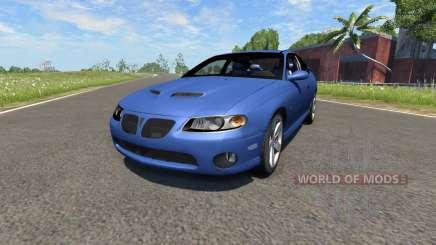Pontiac GTO 2005 для BeamNG Drive