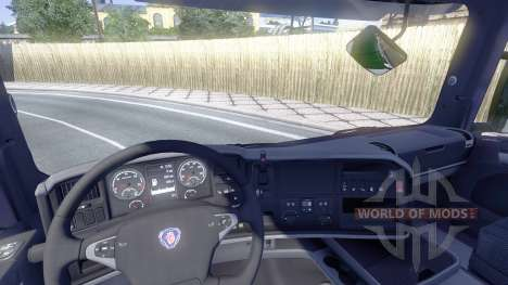 Scania T500 Mark 2 fully colorable для Euro Truck Simulator 2