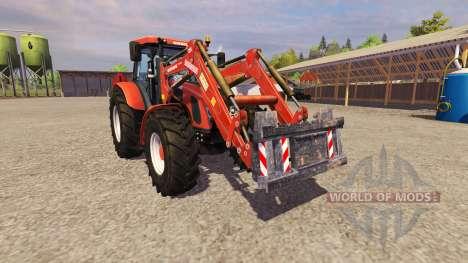Погрузчик навесного оборудования для Farming Simulator 2013