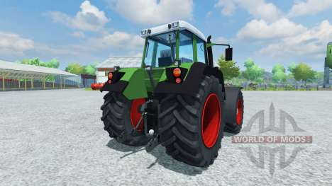 Fendt 312 Vario TMS для Farming Simulator 2013
