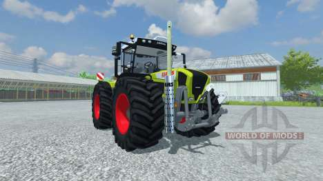 CLAAS Xerion 3800VC v2.0 для Farming Simulator 2013