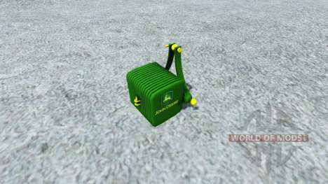 Противовес John Deere v1.1 для Farming Simulator 2013