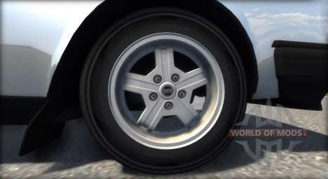 Volvo 242 Turbo Evolution для BeamNG Drive