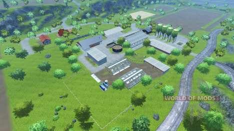 Traumland для Farming Simulator 2013