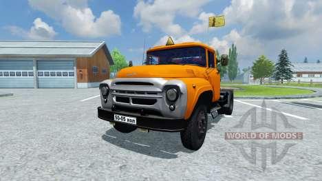 ЗиЛ-130В для Farming Simulator 2013