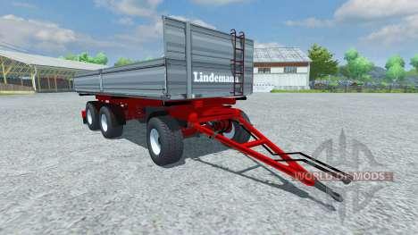 Прицеп Reisch BKD3 240V v3.0 для Farming Simulator 2013
