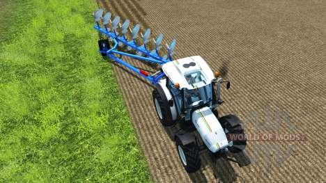 Плуг Lemken EuroDiamant для Farming Simulator 2013
