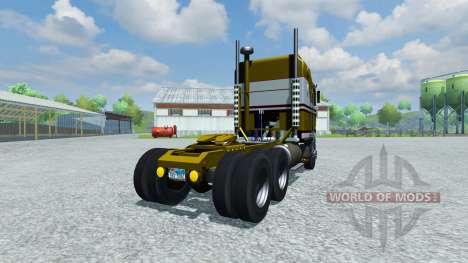Kenworth K100 для Farming Simulator 2013