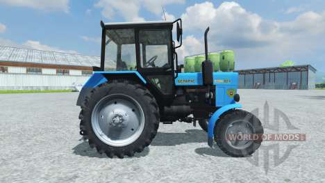 МТЗ-82.1 v2.0 для Farming Simulator 2013