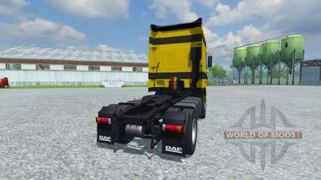 DAF XF 105 для Farming Simulator 2013