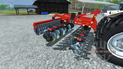Культиватор Akpil Tygrys v2.0 для Farming Simulator 2013