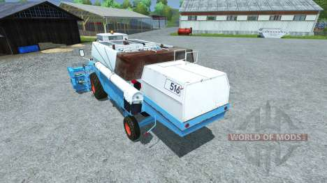 Fortschritt E516 v1.1 для Farming Simulator 2013