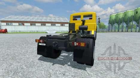 МАЗ-54331 для Farming Simulator 2013