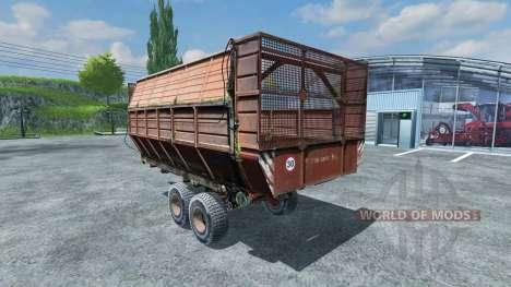 Прицеп ПИМ-40 для Farming Simulator 2013