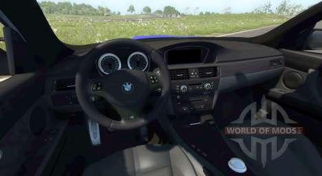 BMW M3 E92 2008 для BeamNG Drive