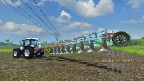 Плуг ПЛН-9-35 для Farming Simulator 2013
