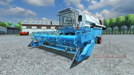 Fortschritt E516 v1.1 для Farming Simulator 2013